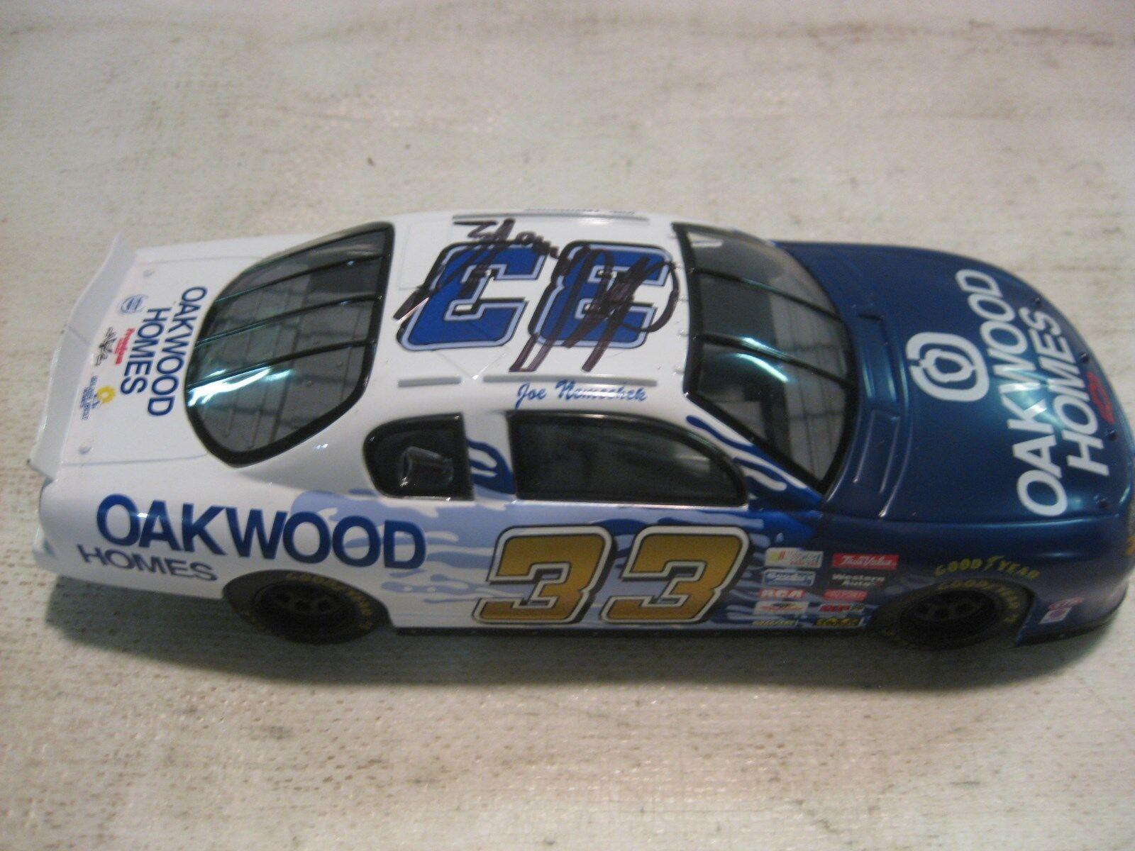 Nascar Joe Nemechek Chevy Monte Carlo 124 Scale Diecast From RC 2000   dc575