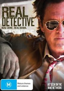 Real-Detective-Season-1-DVD-NEW-Region-4-Australia