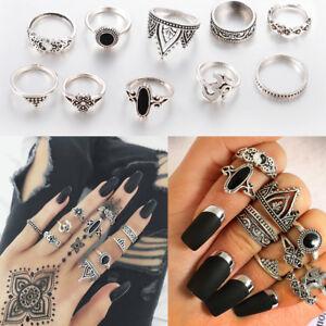 10pcs-Set-Boho-Yinyang-Crown-Finger-Knuckle-Ring-Band-Midi-Rings-Stacking-Ring