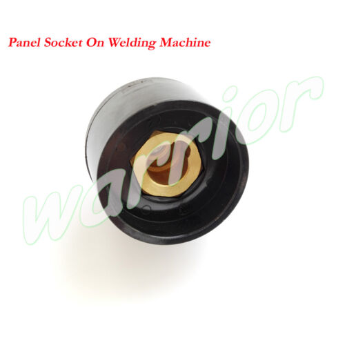 Welding Machine Panel Socket Quick Fitting Connector Set DKJ50-70 DINSE-Style