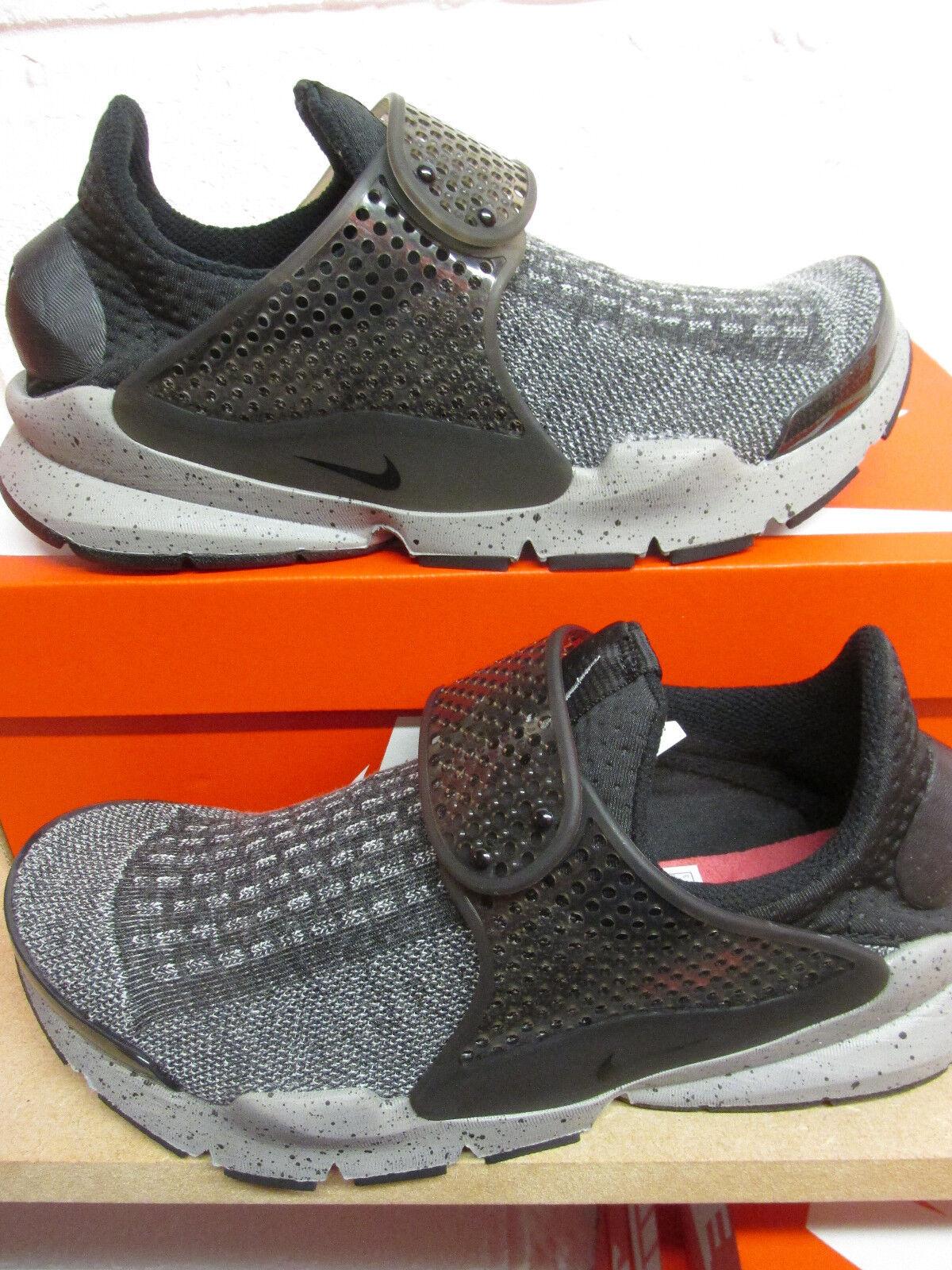Nike Sock Dark SE Premium Mens Running Trainers 859553 001 Sneakers Shoes