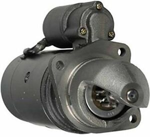 Anlasser-Starter-12V-fuer-Mercedes-Unimog-CLAAS-MB-Trac-Ford-New-Holland