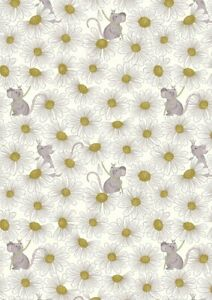 Love-Me-Love-Me-Not-by-Lewis-amp-Irene-Super-Cute-Mice-amp-Daisies-Fabric-Range