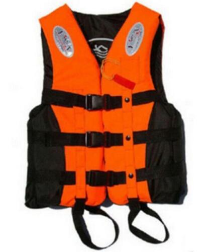 Kinder Erwachsene ISO Schwimmweste Rettungsweste Schwimmhilfe Kanuweste Sport C1