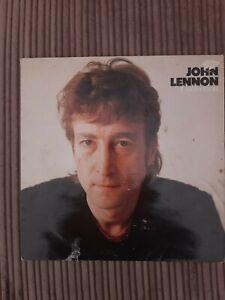 JOHN-LENNON-The-Collection-Vinyl-LP-A1-B3-UK-VG-Vinyl-PARLOPHONE