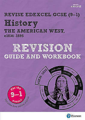 Revise Edexcel GCSE (9-1) History The American West Revision Guide and Workbook.
