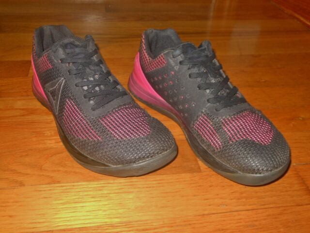 Reebok Crossfit Nano 7.0 women s cross training shoes Sz 9 M Very good cond 56eb3930e