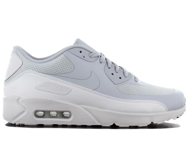 Nike Air Max 90 Ultra 2.0 Essential Blue White Men Running Shoes 875695 400 11.5