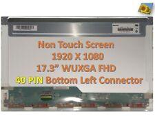 """LED LCD Screen Matte 691223-001 New Genuine HP EliteBook 8770w 17.3/"""" WXGA+"""