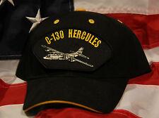 C-130 HERCULES HAT CAP US MARINES MCAS MAW NAVY NAF NAS PILOT AIR CREW WING WOW