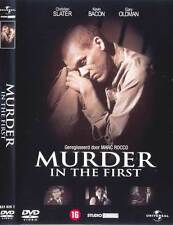 MURDER IN THE FIRST, Kevin Bacon, Christian Slater DVD