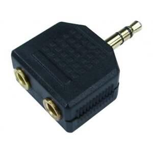 3-5mm-Jack-Headphone-Splitter-Adaptor-1-x-Stereo-Plug-to-2-x-Sockets