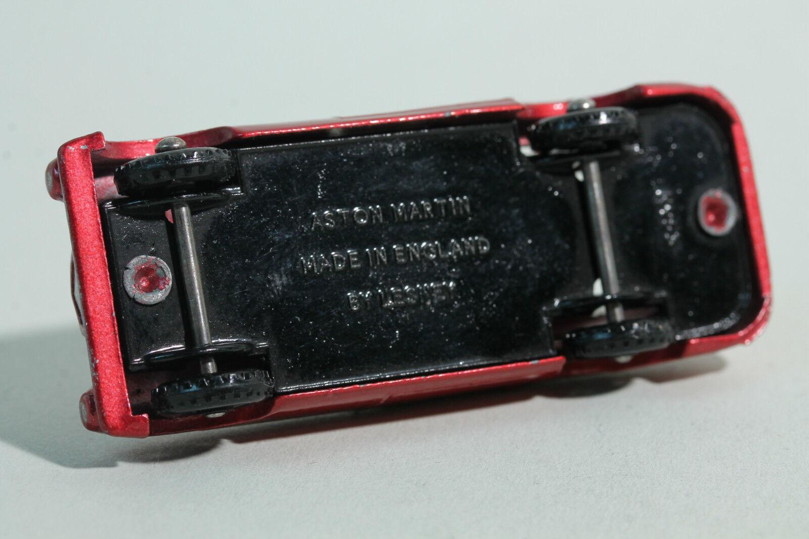 Vous ne ne ne pouvez pas acheter un téléphone portable ** et vous n'avez pas de rabais. 1958 MATCHBOX-no 53/4 ASTON MARTIN-LESNEY Prod. Original but toarched 01fc68