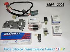 1994-2003 OEM Solenoid Kit & Pressure Switch Manifold with Harness---4L80E 4L85E