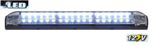 "WHITE 8/"" Car Boat RV 18 LED LIGHT STRIP Waterproof HQ 12V Marine Accent Lighting"