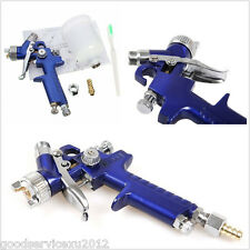 Portable Vehicles Body Detail Repair Touch-Up Paint HVLP Air Spray Sprayer Gun