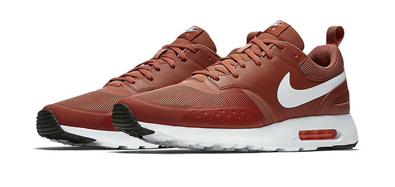 NIKE AIR MAX VISION LOW RUNNING SNEAKERS MEN SHOES PEACH 18230-200 SIZE 9.5 NEW