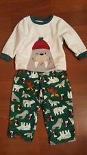 b8898e4fa Carter s Baby Girls  2-piece Penguin Fleece PJs 24 Months