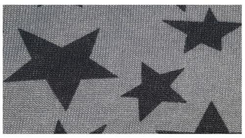 Damen Schlauchschal Loop Sterne Rundschal Star-Print