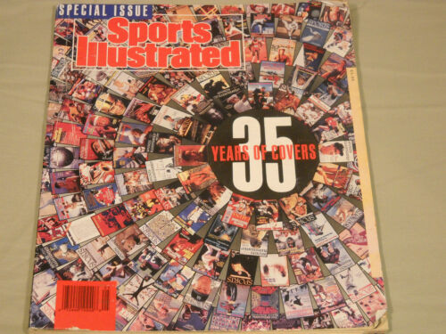 1989 35th Anniversary Covers Special Sports Illustrated