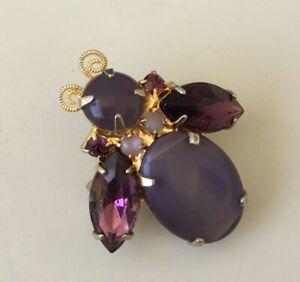 Unique-vintage-Bee-brooch-pin
