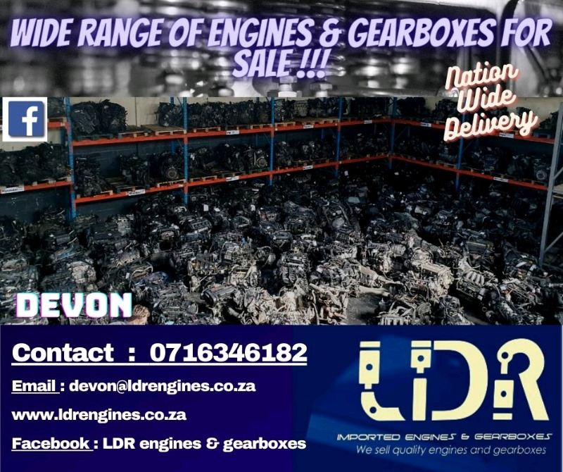 Vw 1.9tdi ATD engines for sale