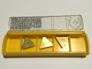 Kennametal Turning Carbide Inserts VNGA331 T0420 KY4400 5 Pieces New