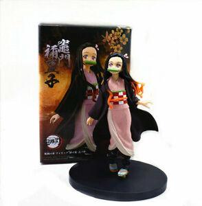 Demon-Slayer-Kimetsu-no-Yaiba-Kamado-Nezuko-5-5-034-Action-PVC-Figure-Toy-Box-Gift