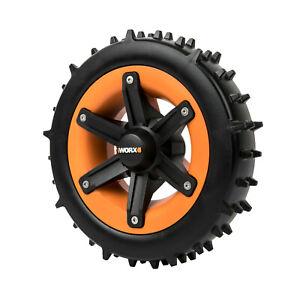 WORX WA0952 Landroid Räder Super-Grip - Für verbesserte Steigfähigkeit Spike
