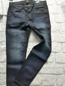 Ltb-Jeans-Stretch-Tanja-x-Size-W-30-to-32-Dark-Blue-Blue-Tone-New-015