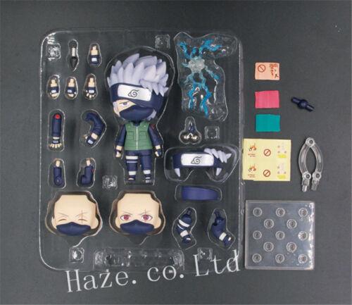 Naruto Hatake Kakashi ShippudenNendoroid Aktion Figure Model Spielzeug Sammlung