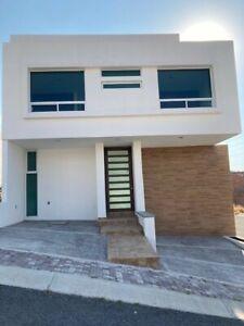 Casa nueva en renta en Punta Esmeralda Municipio Corregidora Queretaro