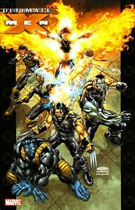 ULTIMATE-X-MEN-VOL-2-MILLAR-COL-13-25-COLLECTION-TPB-MARVEL-COMICS-TP-NEW