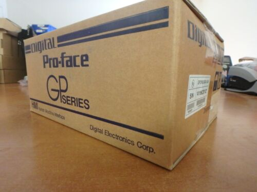 Pro-face GP37W2-BG41-24V   NEW /& UNOPENED