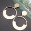 Fashion-Womens-Circle-Geometric-Boho-Punk-Dangle-Drop-Statement-Earrings-Jewelry thumbnail 302