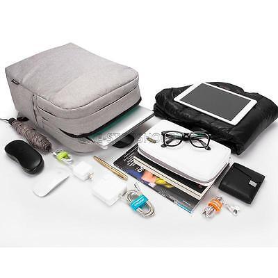 """Backpack School bag for 15.6"""" Notebook Laptop Tablet Computer Travel Case"""