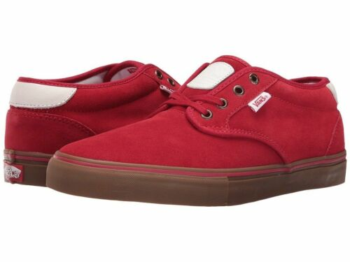 Shoes pared Gum la Furgonetas Chima Mens 190543641713 Scarlet de Estate Red Pro Suede 8 Sneakers 8vZq1EZwx
