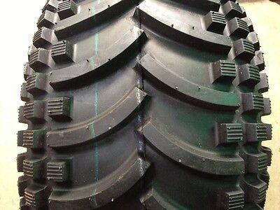 24//11.00X10,24X11X10 ATV SWAMP WITCH Four Wheeler Tires 6 Ply TWO 24//11.00-10