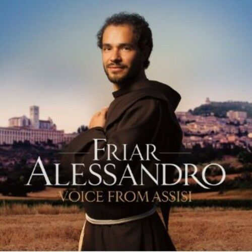1 of 1 - Friar Alessandro Brustenghi - Voice from Assisi [New CD]