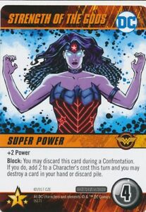 DC Comics Deck Building Game: Confrontations | Miniature ...