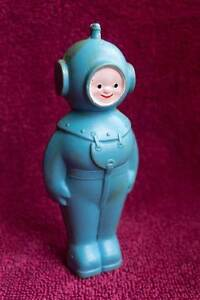 "70's old CCCP 4.5""=11cm Russian Diver Rattle celluloid toy helmet suit NAVY USSR"