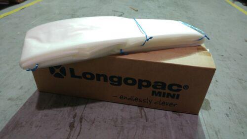 4 Pk for Industrial Vacuum MV-UACC-705 Longopac Super Strong Mini Sleeve