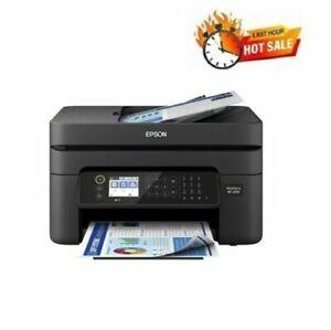 Epson Printer Machine Scanner Fax Copier All-In-One Wireless Home Office WiFi