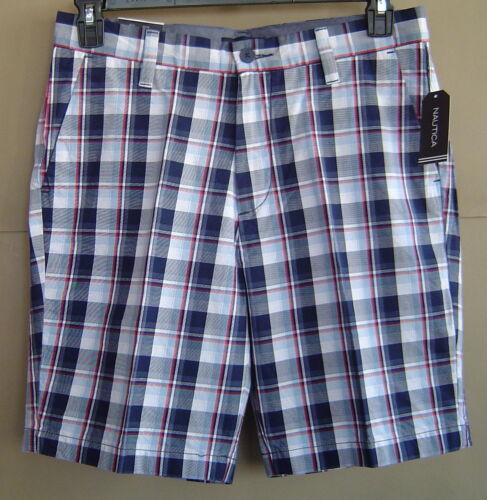 Deck Nautica Nwt Nautica 60 Shorts Nwt 60 5 8 Flat Plaid 30 5 30 Plaid 8 Flat Front Plaid Deck xwwYrPqE