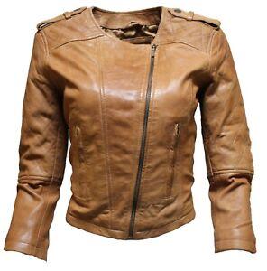 Blouson Veste Court esprit motard en simili cuir Fashion Men Outwear