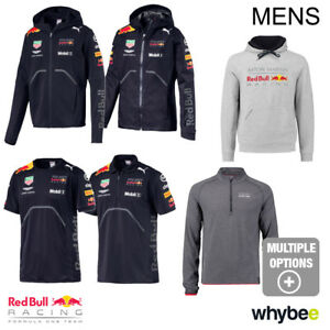 3c258261148 Men s 2018 Aston Martin Red Bull Racing F1 Formula One Official Puma ...