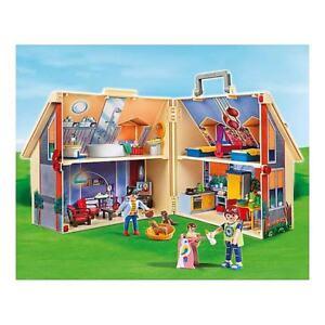 Maison-transportable-Playmobil-Dollhouse