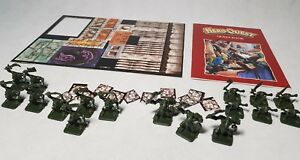Heroquest Kellar's Keep Expansion - Unboxed, Complete Unpunched fre, 1989