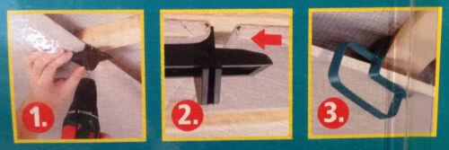 platten    4040000 Set für Gipskartonplatten Gk Wolfcraft Fixier