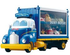 Tomica Disney Motors Dream Carry Donald Express Carry Truck Container Japan New